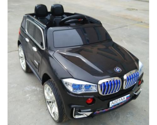 Детский электромобиль Joy Automatic BJ99 BMWX5 черный металлик