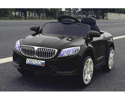 Детский кабриолет Joy Automatic BJ835 BMW Cabrio черный