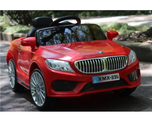 Детский кабриолет Joy Automatic BJ835 BMW Cabrio красный