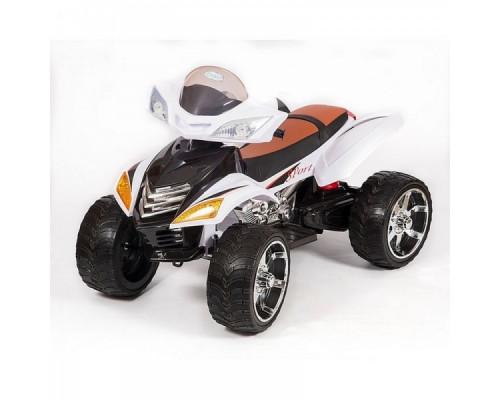 Детский квадроцикл Joy Automatic QX1100 Quad Pro белый