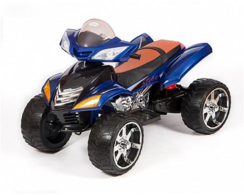 Детский квадроцикл Joy Automatic QX1100 Quad Pro синий