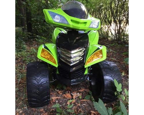 Детский квадроцикл Joy Automatic QX1100 Quad Pro зеленый