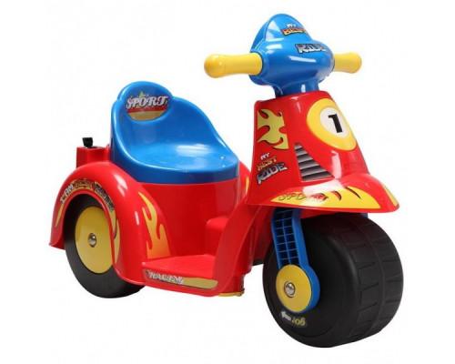 Детский мотоцикл Joy Automatic B31 Kiddy красный