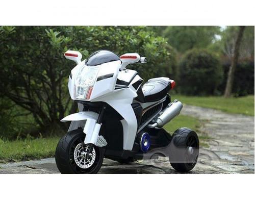 Детский мотоцикл Joy Automatic BJ6288 Spert bike белый