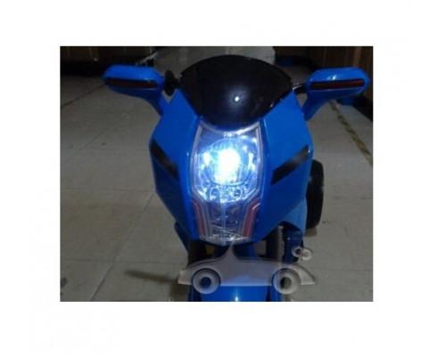 Детский мотоцикл Joy Automatic BJ6288 Spert bike синий