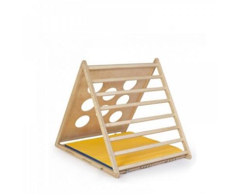 Деревянный игровой комплекс KIDWOOD Треугольник