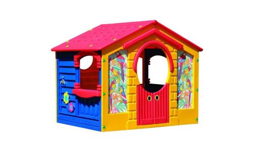 """Детский пластиковый домик """"Коттедж"""" Marian Plast 560 Marian Plast F0000002944"""