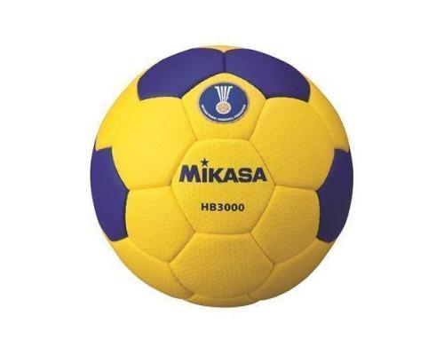 Мяч гандбольный Mikasa HB3000  размер 3, желтый/синий
