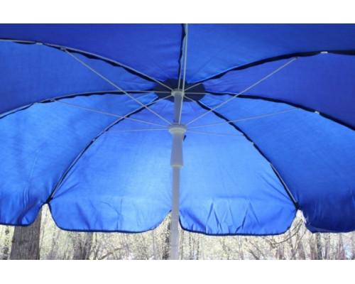 Зонт пляжный Митек ПЭ-200 /8 с наклоном
