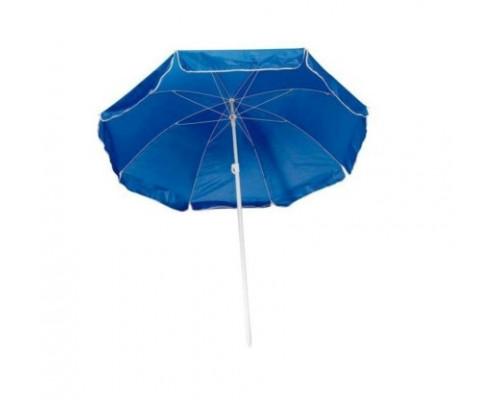 Зонт пляжный Митек ПЭ-240 /8 с наклоном