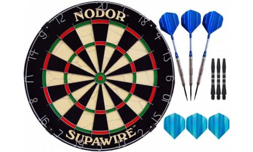 Комплект для игры в Дартс Nodor Sport Nodor 16387