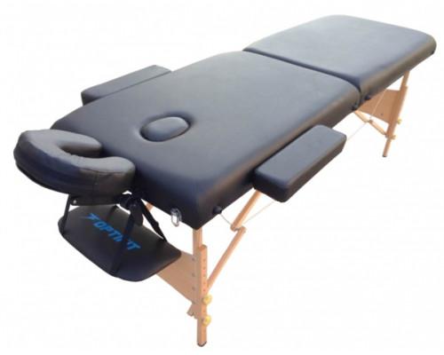 Массажный стол Optifit BELLEZA MT-27 черный