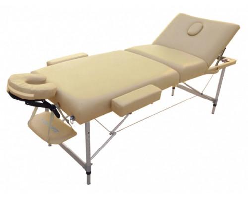 Массажный стол Optifit Luxury MT-55 бежевый