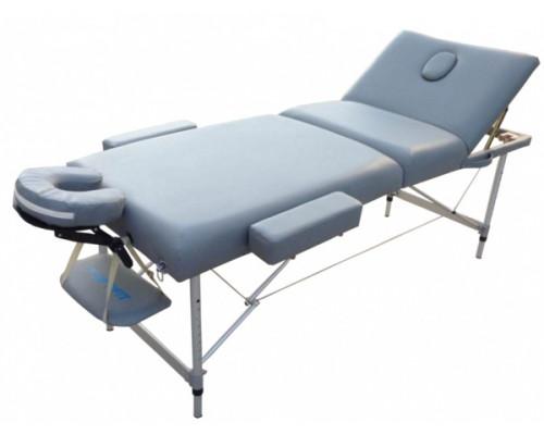 Массажный стол Optifit LUXURY MT-57 серый