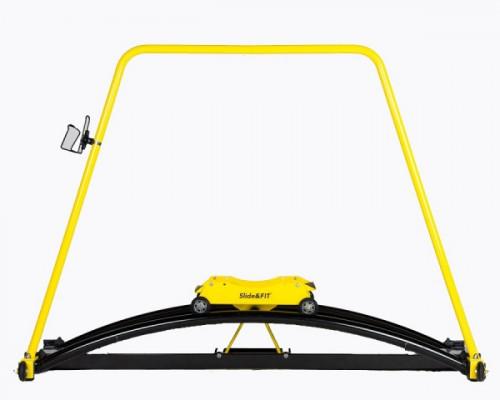 Горнолыжный тренажер PRO ski simulator Slide&FIT commercial edition