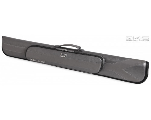 Чехол с отделением для удлинителя QK-S Archer 1x1 серый металлик