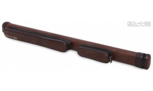 Тубус с отделением для удлинителя QK-S Hammer 1x1 коричневый аллигатор QK-S 15128