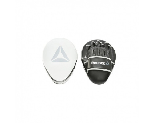Лапы боксерские Reebok Retail Hook and Jab Pads черные