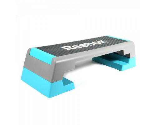 Степ-платформа Reebok Reebok step серый