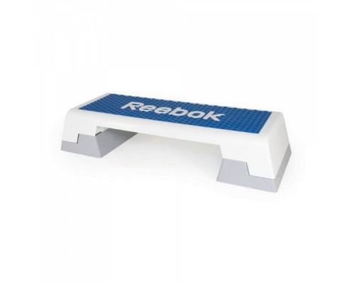 Степ-платформа Reebok step, синяя