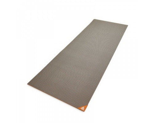 Тренировочный коврик для фитнеса Reebok пористый (оранжевый)