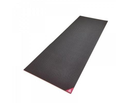 Тренировочный коврик для фитнеса Reebok пористый (розовый)