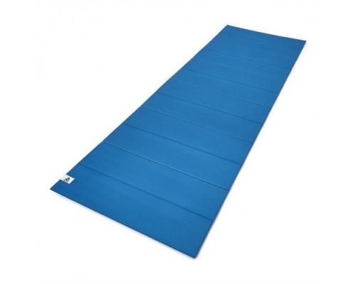 Тренировочный коврик для йоги Reebok (синий)
