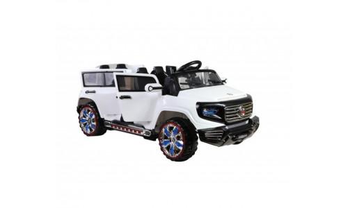 Детский электромобиль Rivertoys A555AA белый Rivertoys A555AA-WHITE