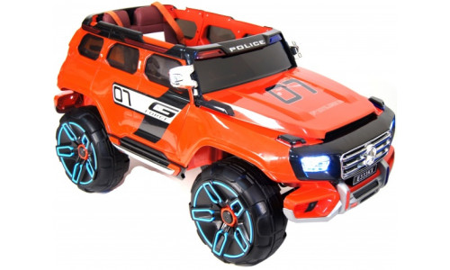 Детский электромобиль Rivertoys E333KX красный Rivertoys E333KX-RED
