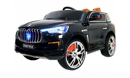 Детский электромобиль Rivertoys Maserati Е007КХ черный Rivertoys E007KX-BLACK