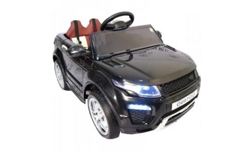 Детский электромобиль Rivertoys Range О007ОО Vip черный Rivertoys O007OO-VIP-BLACK