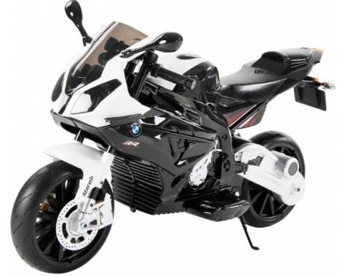 Мотоцикл Rivertoys BMW (JT528) черный