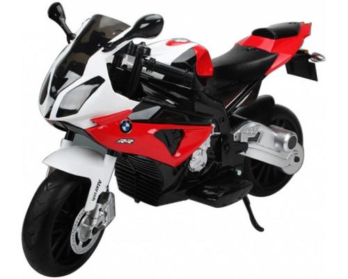 Мотоцикл Rivertoys BMW (JT528) красный