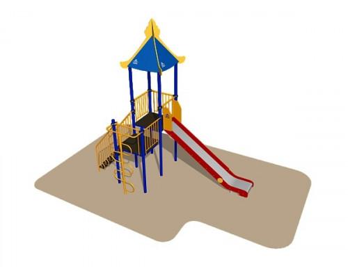 Детский спортивный комплекс Romana 101.04.00