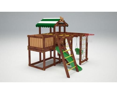 Деревянный детский комплекс Савушка Baby Play 5