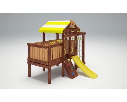 Детский игровой комплекс Савушка Baby Play 3