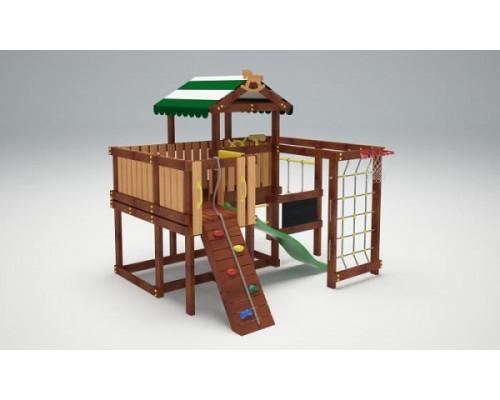 Детский игровой комплекс Савушка Baby Play 8