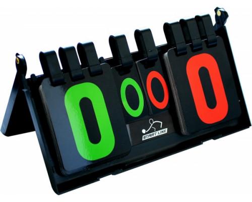 Счетчик судейский черный Start Line 5001