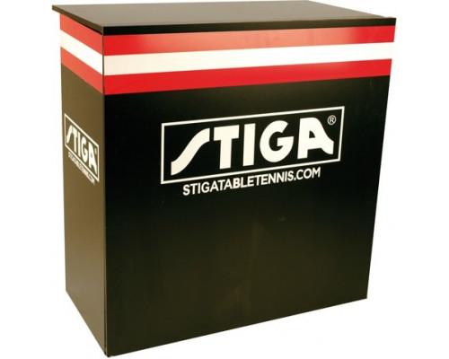 Стол теннисный Stiga судейский складной