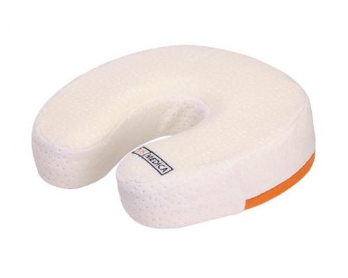 Ортопедическая подушка US Medica US-U (белая)