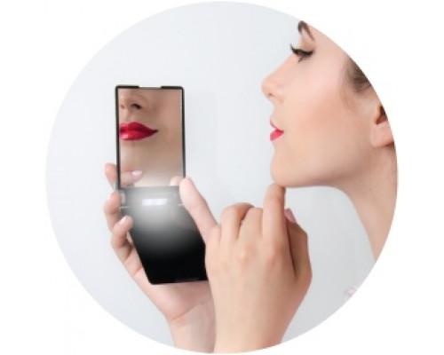 Зеркало с LED-подсветкой US Medica Moonlight