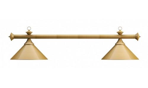Лампа на два плафона Weekend Elegance D35 матово-бронзовая Weekend 5487