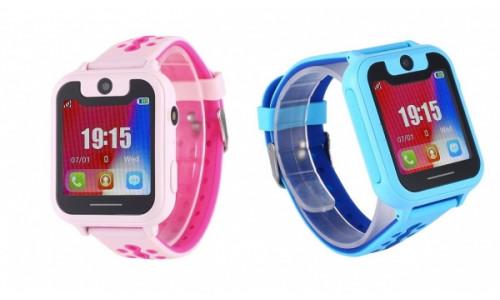 Детские часы с приемом звонков ZDK S6G GPS+LBS ZDK 16947